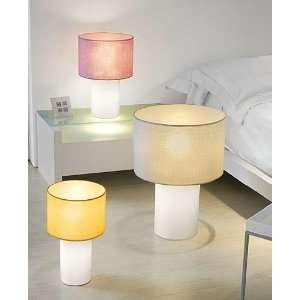 Lopo Table Lamp Shade Color: Land Linen Cloth, Size