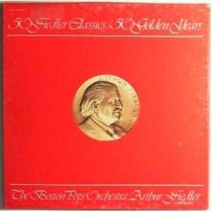 Arthur Fiedler   Boston Pops, 50 Fiedler Classics   50