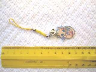 cute dragon cellphone strap charm