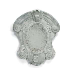 French Dormer Architectural Wall Mirror
