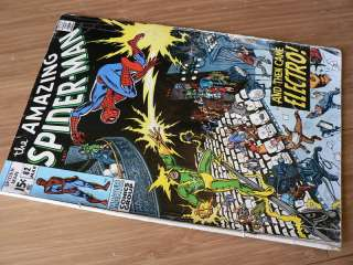 The Amazing Spider Man #82 Comic Book 1969 Electro