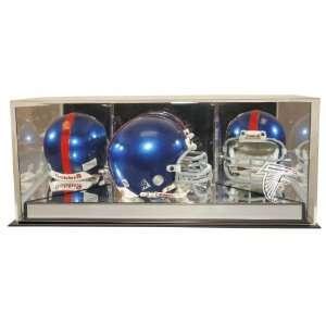 Atlanta Falcons 4th Dimension Mini Helmet Display   Autographed NFL