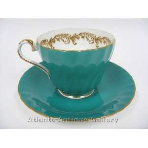Aynsley English Fine Bone China Cup and Saucer Kitchen