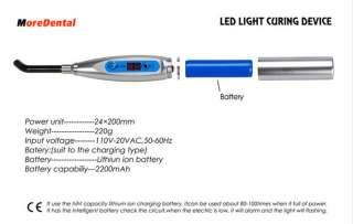New Dental Dentist LED Curing Light Lamp Unit 1500mw