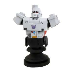 Diamond Select Transformers Icons: Megatron Bust: Toys & Games