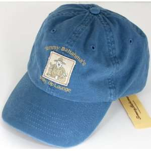 Tommy Bahama Mens Cap Hat Belly Lounge Blue Sports