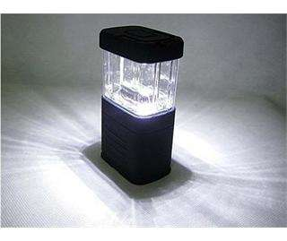 New HOT 11 LED Portable Outdoor Lantern Light Lamp Bivouac Camping