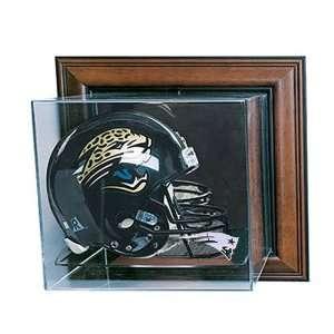 New England Patriots NFL Case Up Full Size Helmet Display Case (Black