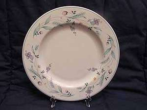 Pfaltzgraff April Pattern Dinner Plate Dinnerware EUC Round Dish