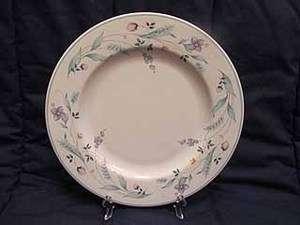 Pfaltzgraff April Pattern Dinner Plate Dinnerware EUC Round Dish