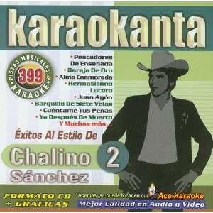 4399   Al Estilo de Chalino Sanchez   II Spanish CDG Various Music
