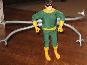 Marvel Doctor Octopus Mego action figure Legends 2006
