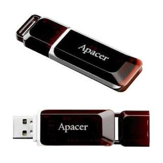 Apacer AH321 Pen Cap Flash Drive Memory Stick New Wine red