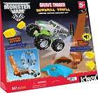 Nex Monster Jam Grave Digger Downhill Thrill Limited Edition NIB
