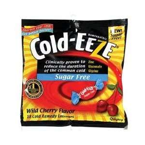 COLD EEZE CLD DRPS BAG WLD/CHR , WILD CHERRY/SUGAR FREE