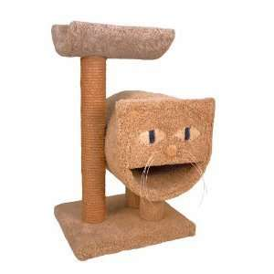 Molly And Friends Mf 38Ow Two Tier Cat Scratching Post