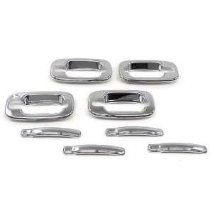 00 06 01 Chevy Suburban 4pc Front + Rear Door Handle Handles Cover