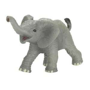 Wild Safari African Elephant Baby Trumpeting Toys & Games