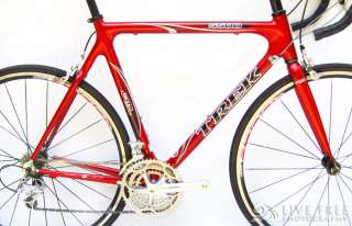 TREK® OCLV 5500 Carbon Fiber Pro Road / Triathlon Race Bike EXC