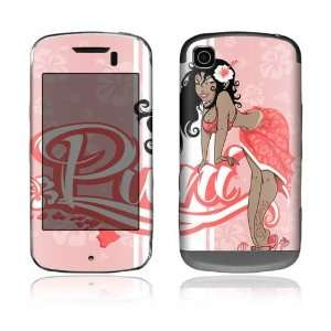 LG Shine Touch Decal Skin Sticker   Puni Doll Pink