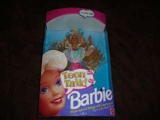 1991 Teen Talk Barbie Doll Talking Barbie NIB