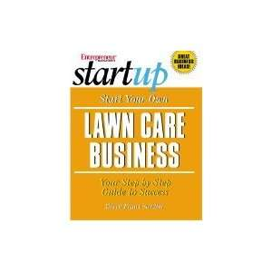 Start Your Own Lawn Care Business:  Books