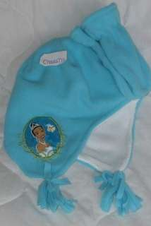 NEW Sz 2t 3t 4t Toddler Disney Princess and the Frog Tiana Hat