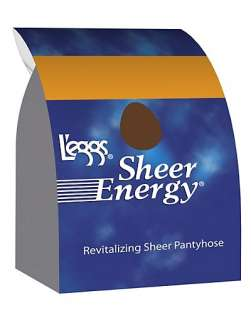 eggs Sheer Energy Regular, All Sheer Pantyhose 6 Pack   style 60811