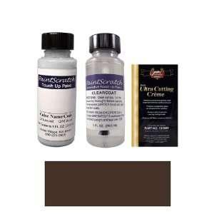 1 Oz. Espresso Brown Metallic Paint Bottle Kit for 2011