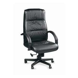Eurotech Ace 708 High Back Leather Executive Chair Office