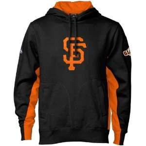 San Francisco Giants Black Pure V2 Hoody Sweatshirt