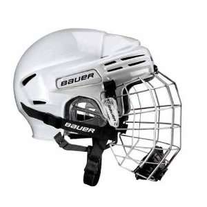 BAUER Helmet and Cage 7500C