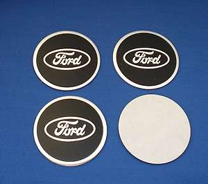 NEW FORD EXCURSION CROWN VIC 55 MM WHEEL CENTER CAP RIM EMBLEMS