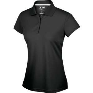 adidas Womens Climalite Solid Polo Extra Large