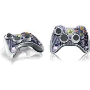 Thunderstrike Vinyl Skin for 1 Microsoft Xbox 360 Wireless Controller