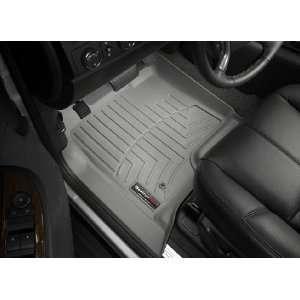 2011 2012 Cadillac Escalade ESV Grey WeatherTech Floor Liner (Full Set