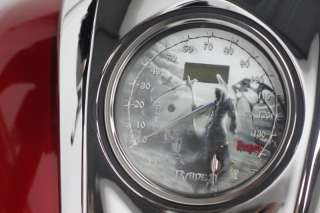 2008 Yamaha Road Star RAIDER RED