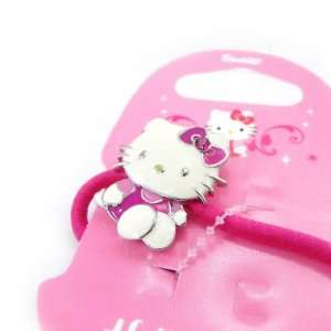 Bracelet child Hello Kitty Diamonds pink fuchsia. Jewelry