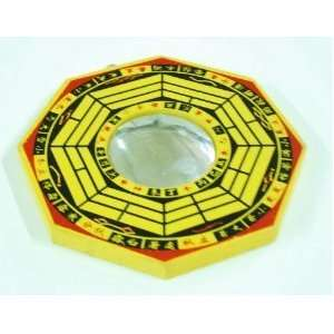 Chinese Feng Shui Bagua W. Mirror: Home & Kitchen