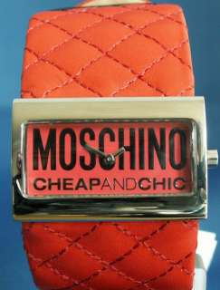 MOSCHINO Time for Fashion Ladies Watch RRP£145