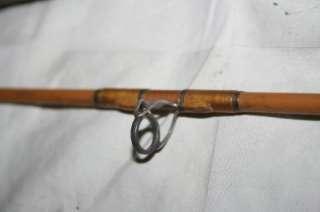 ABU GARCIA 66 Medium/Light Weight 2 PIECE Spinning ROD Fishing POLE