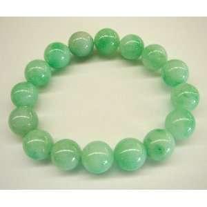 Fashion Jewelry ~ Green Jade Bracelet
