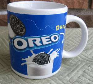 Oreo Cookie Houston Harvest Kraft Foods Coffee Mug