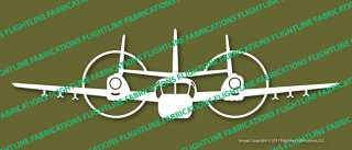 OV 1 D Mohawk Grumman Army Vinyl Decal Sticker VSOV1DF