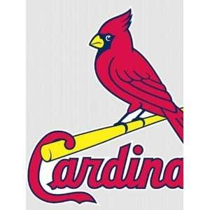 Wallpaper Fathead Fathead MLB Players & Logos St Louis Cardinals Logo