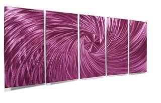 Metal Wall ART Abstract DECOR Modern Sculpture Outdoor