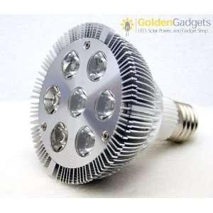A7W 7 x 1 Watt LED High Power Light Bulb PAR30