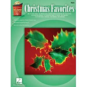 Christmas Favorites   Piano   Big Band Play Along Volume 5   Bk+CD