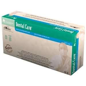 Tillotson Dental Care Latex Exam Gloves, Unisize, 100