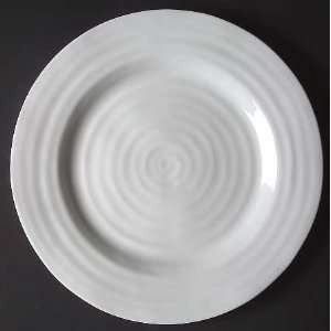 Sophie Conran White Dinner Plate, Fine China Dinnerware: Kitchen